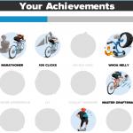 【zwift】Achievements 達成ポイントの条件一覧